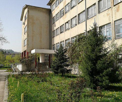 Zgrada PMF